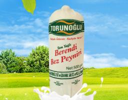 Torunoğlu Bez Tulum Peyniri 500gr